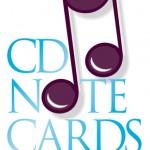 CD Notecards