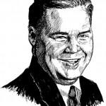 Eric Karfalt Pen & Ink