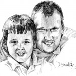 Great Grandson Pencil